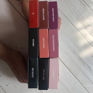 Kylie Cosmetics Makeup - bundle of 9 kylie lip kits